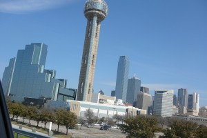Skyline di Dallas