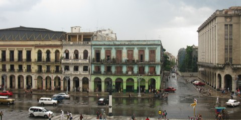 Cuba Centro dell'Avana