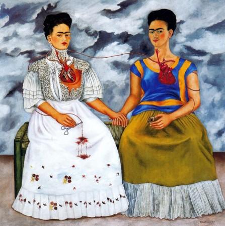 Frida Kahlo, Città del Messico