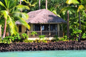 Le Vasa Resort a Upolu, Samoa
