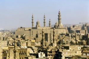 Cairo, moschea del Sultano Hassan