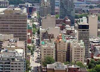 Panorama di Montreal