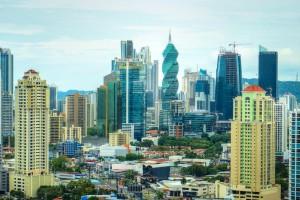 Veduta di Panama City