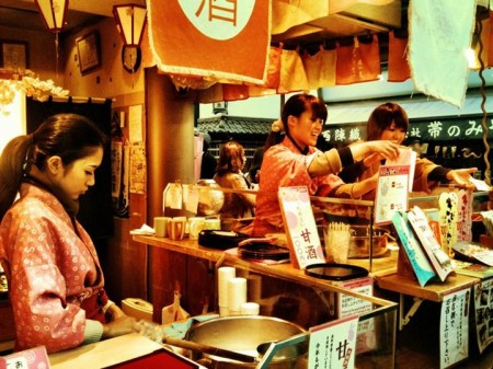 Asakusa, quartiere antico di Tokyo By: Red-made