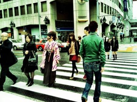 Strade di Chiyoda-ku, Tokyo By: Red-made