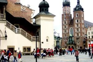 Cracovia, Piazza del Mercato