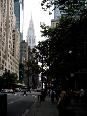 Chrysler Building di New York
