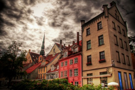 Riga By: Graham
