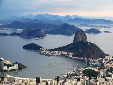 Rio de Janeiro By: Hudsӧn