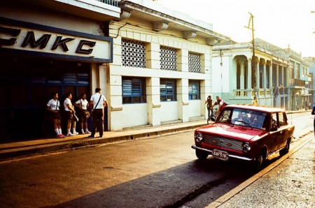 Santiago de Cuba By: Yu Pong