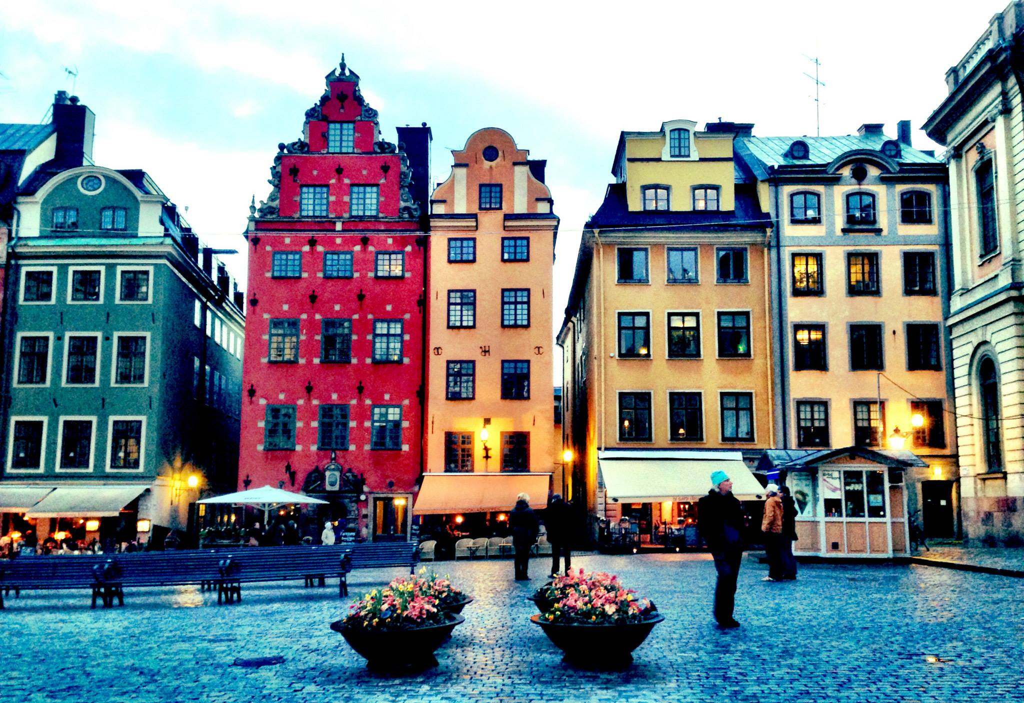 Gamla Stan by: Red-made