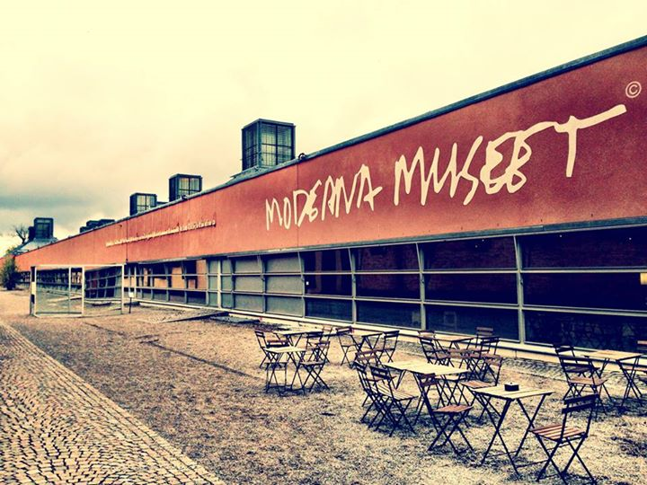 museo Moderna Museet by: Red-made